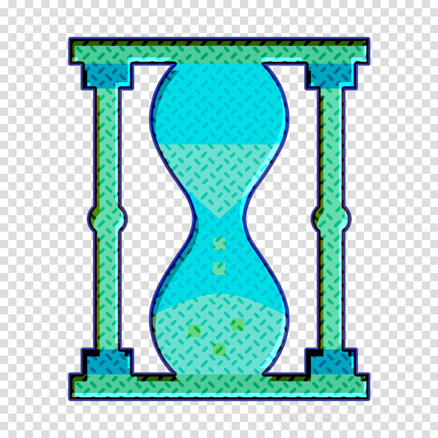 Hourglass icon Watch icon