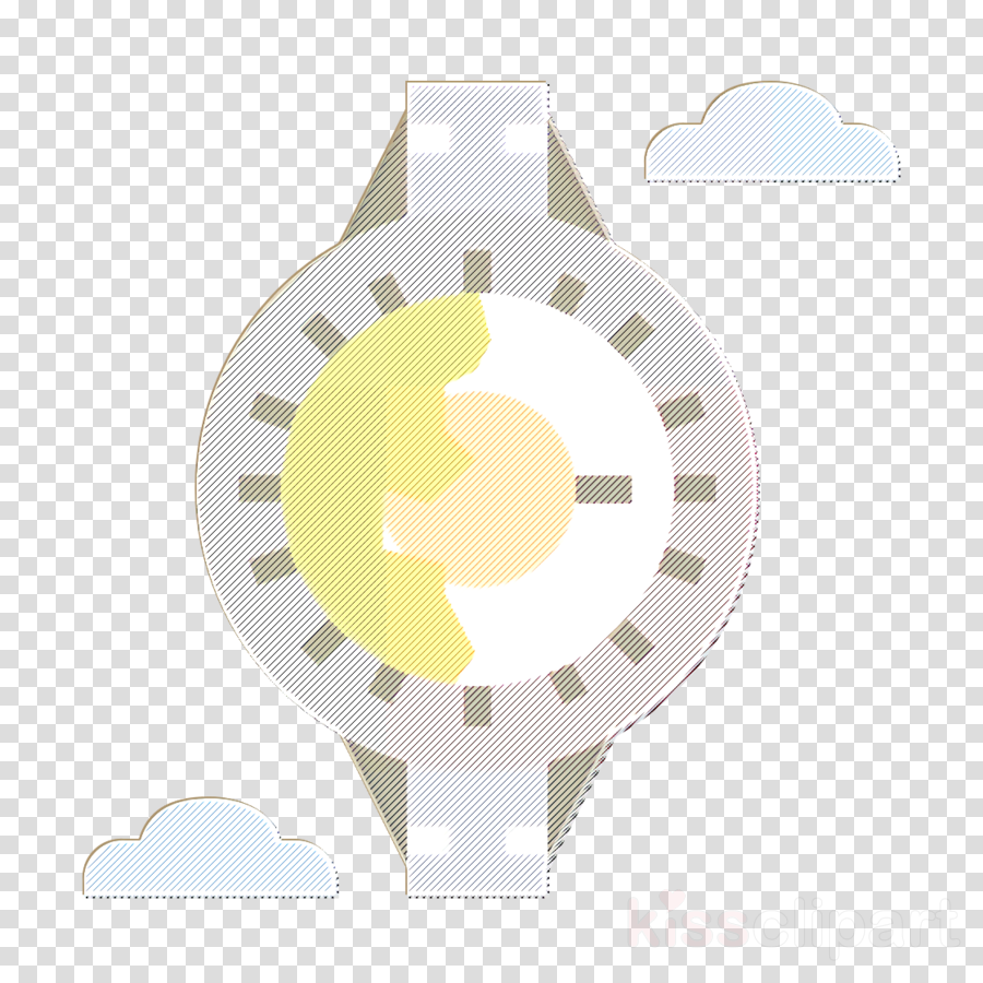 Time and date icon Watch icon