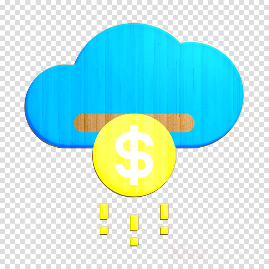 Payment icon Business and finance icon Cloud icon