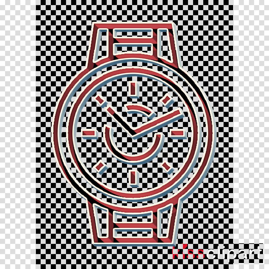 Watch icon Wristwatch icon