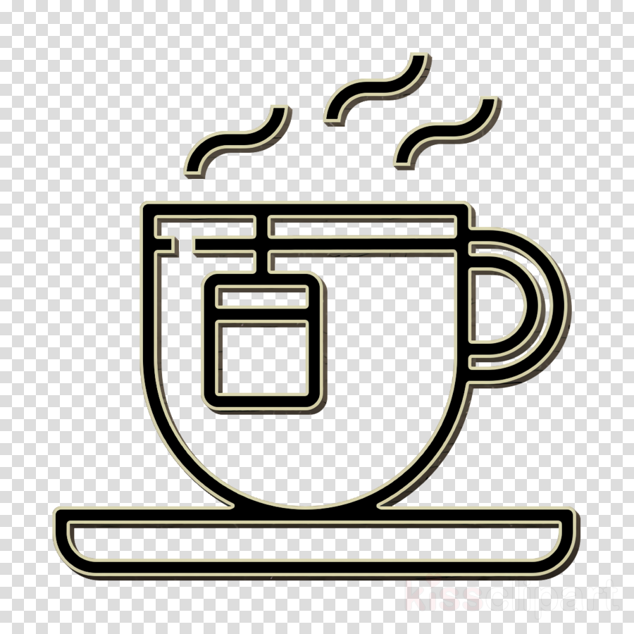 Food and restaurant icon Coffee Shop icon Tea cup icon