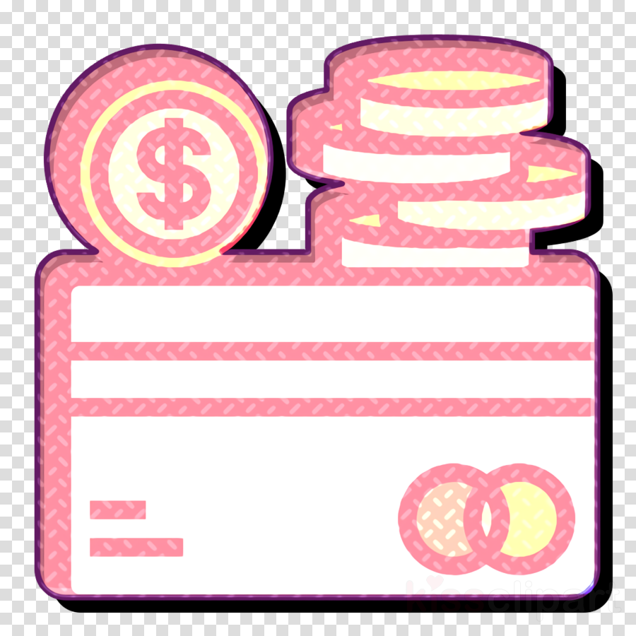 Credit card icon Money icon Payment icon