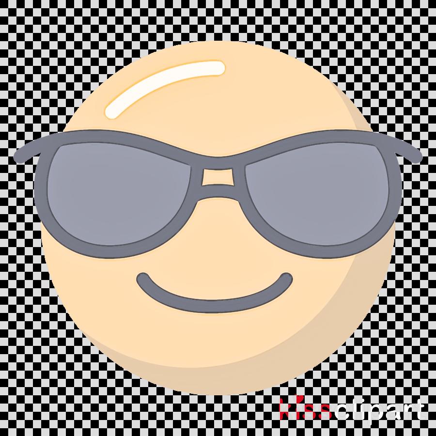 smiley glasses Emoticon emotion icon