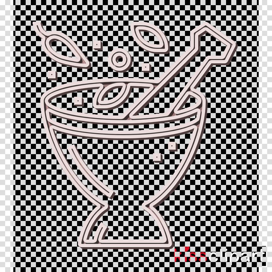 Thai Food icon Mortar icon