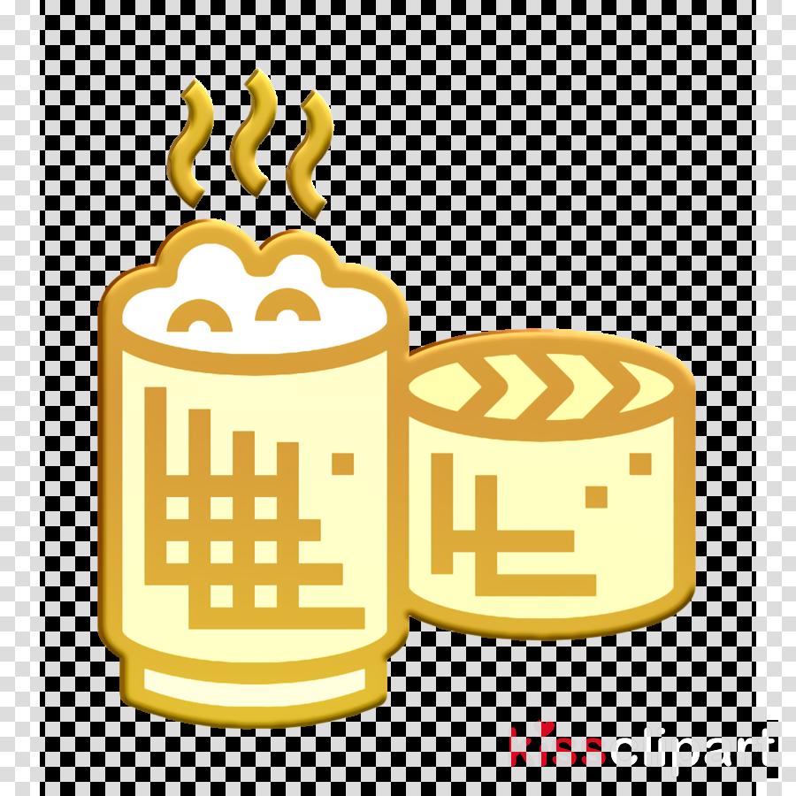 Sticky rice icon Thailand icon Thai Food icon