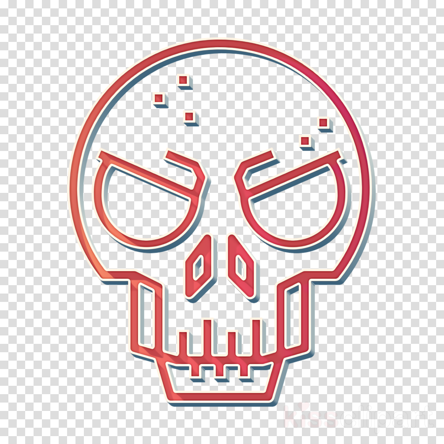 Tattoo icon Skull icon