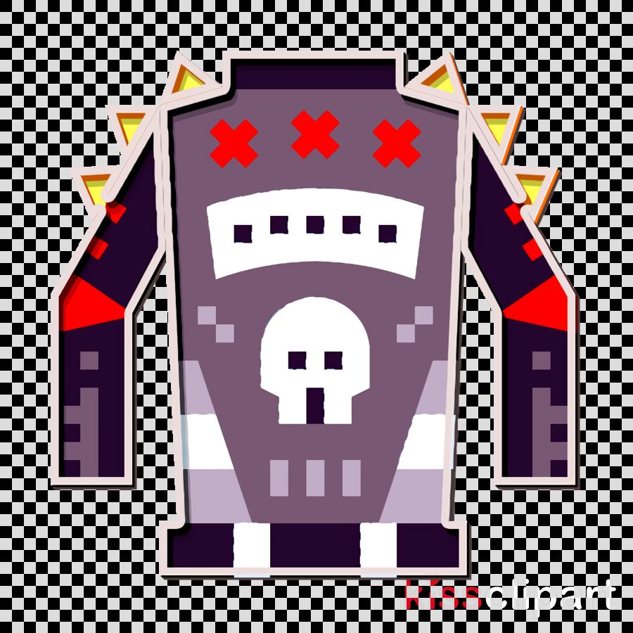 Punk Rock icon Jacket icon Grunge icon