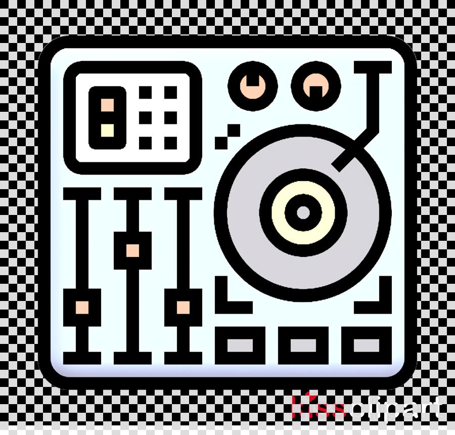 Audio icon Punk Rock icon Mixing table icon