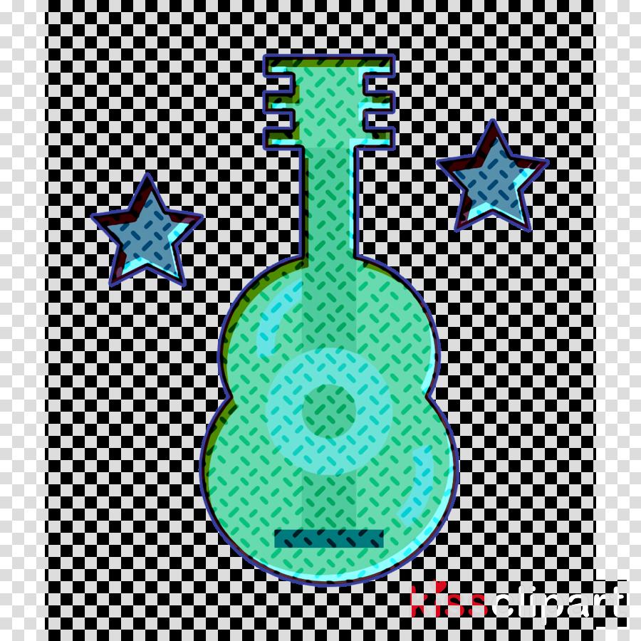 Guitar icon Punk Rock icon