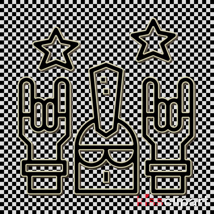 Punk icon Punk Rock icon