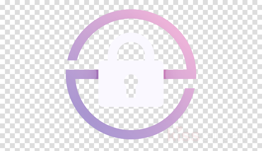 violet purple circle pink logo