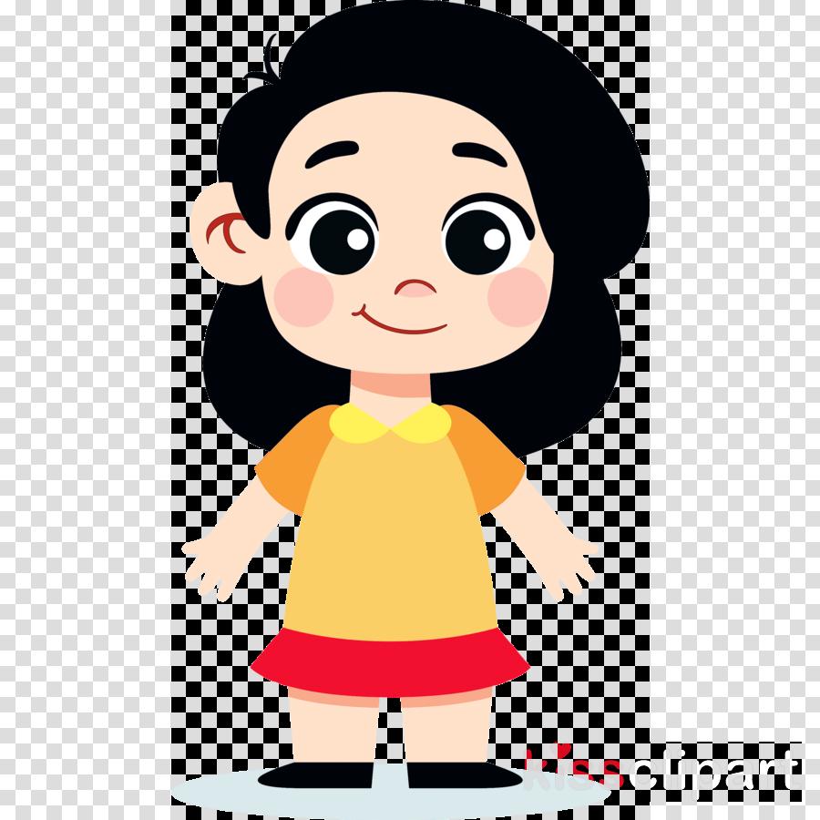 cartoon cheek smile style child