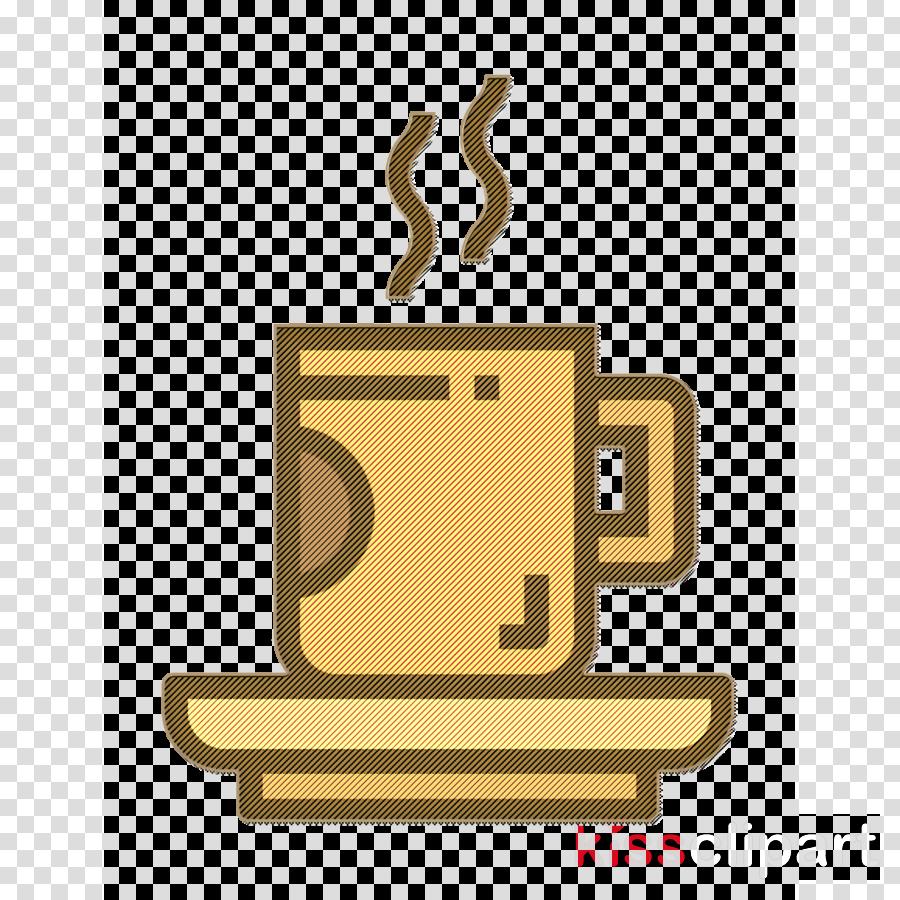 Mug icon Coffee icon Newspaper icon