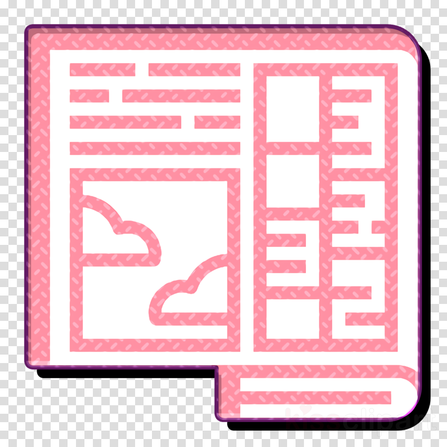 Journal icon Newspaper icon