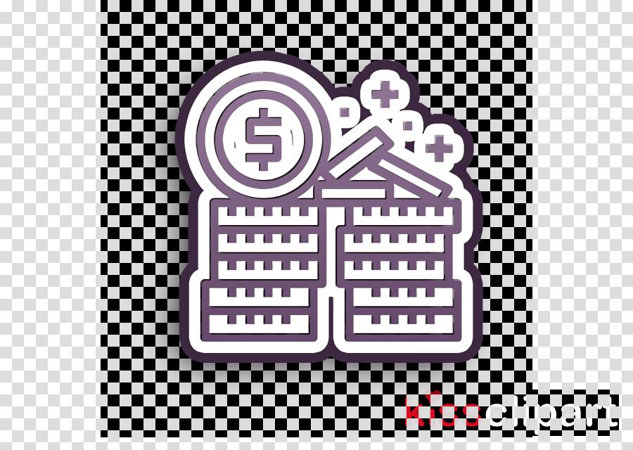 Coin icon Lotto icon Money icon