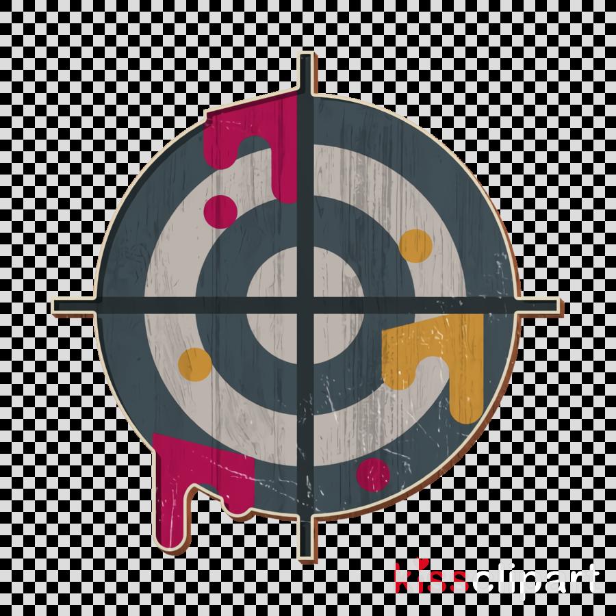 Aim icon Paintball icon Sniper icon