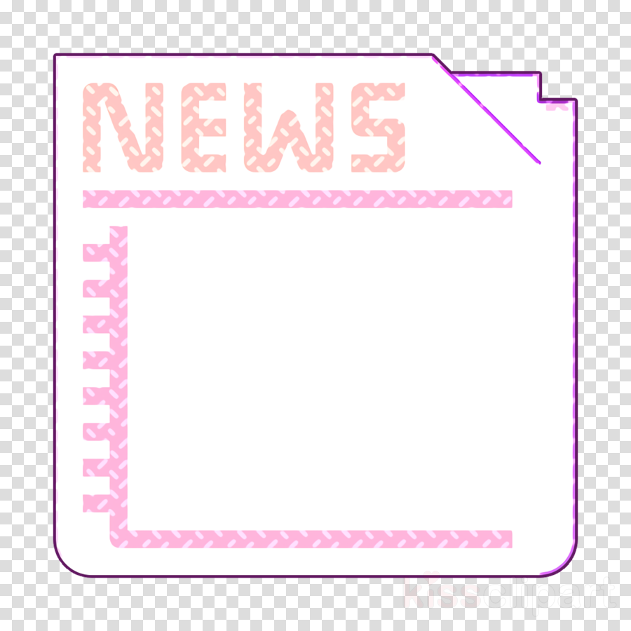 News icon Newspaper icon