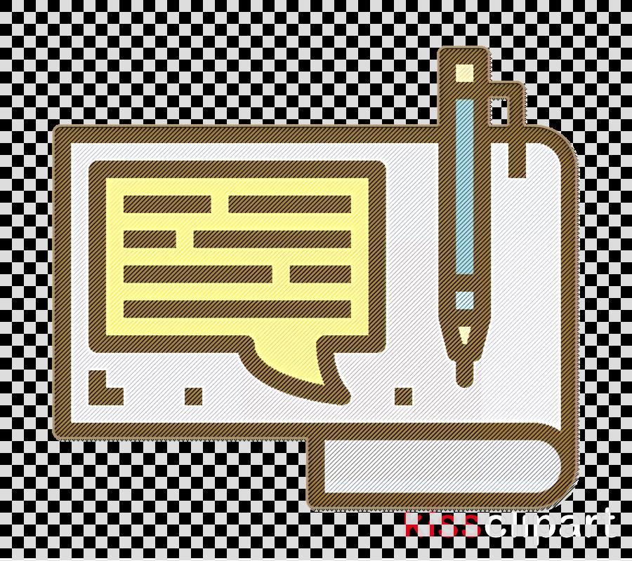 Newspaper icon File icon Contract icon