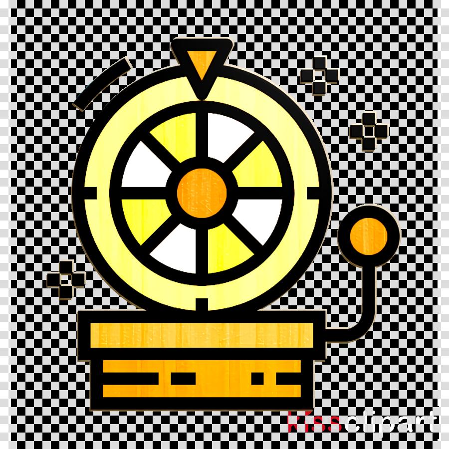 Casino icon Lotto icon Wheel icon
