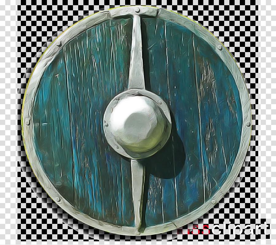 turquoise circle turquoise