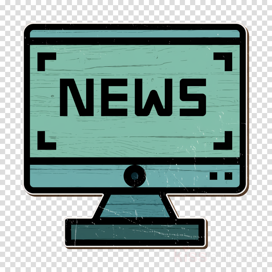 News icon Newspaper icon Desktop icon