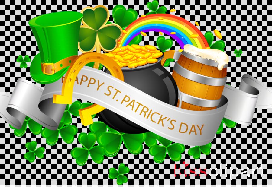 Rainbow Saint Patrick Saint Patrick's Day