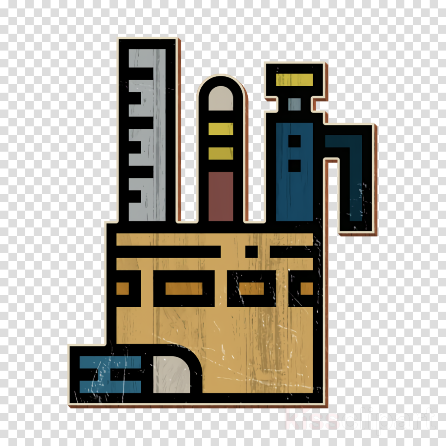 Ruler icon Newspaper icon Stationery icon