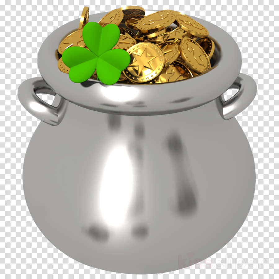 Pot Of Gold Saint Patrick Saint Patrick's Day