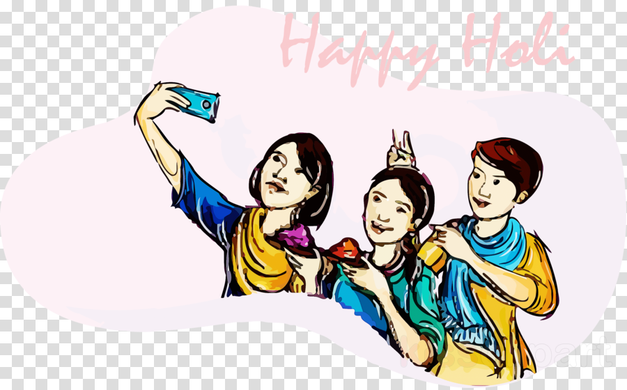 happy Holi holi colorful