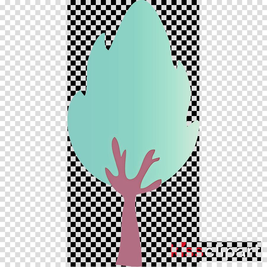 leaf green tree hand plant