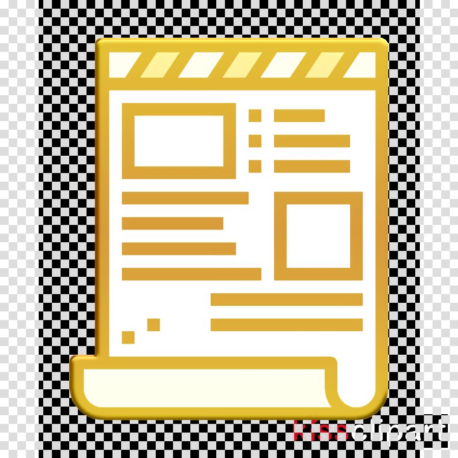Film Director icon Script icon
