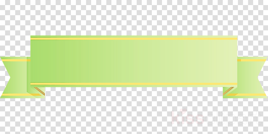 green yellow line rectangle