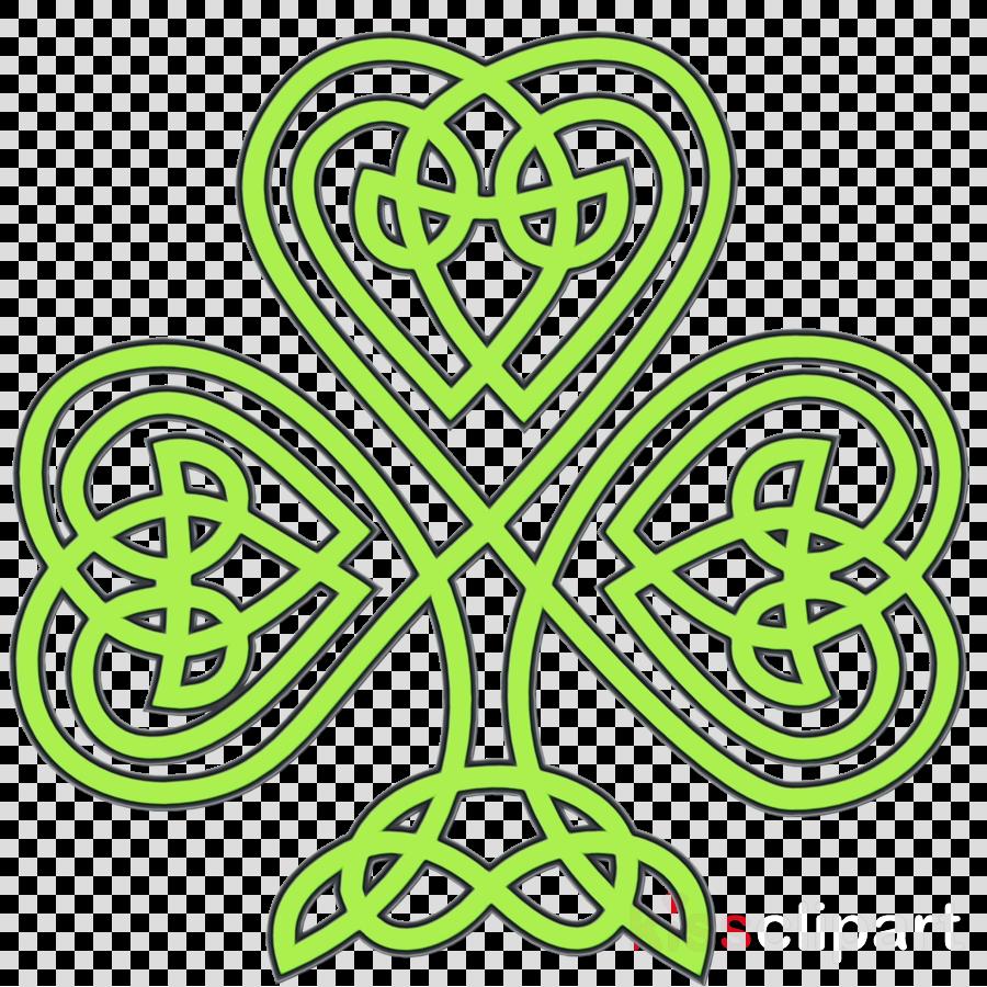 green leaf symbol line art plant