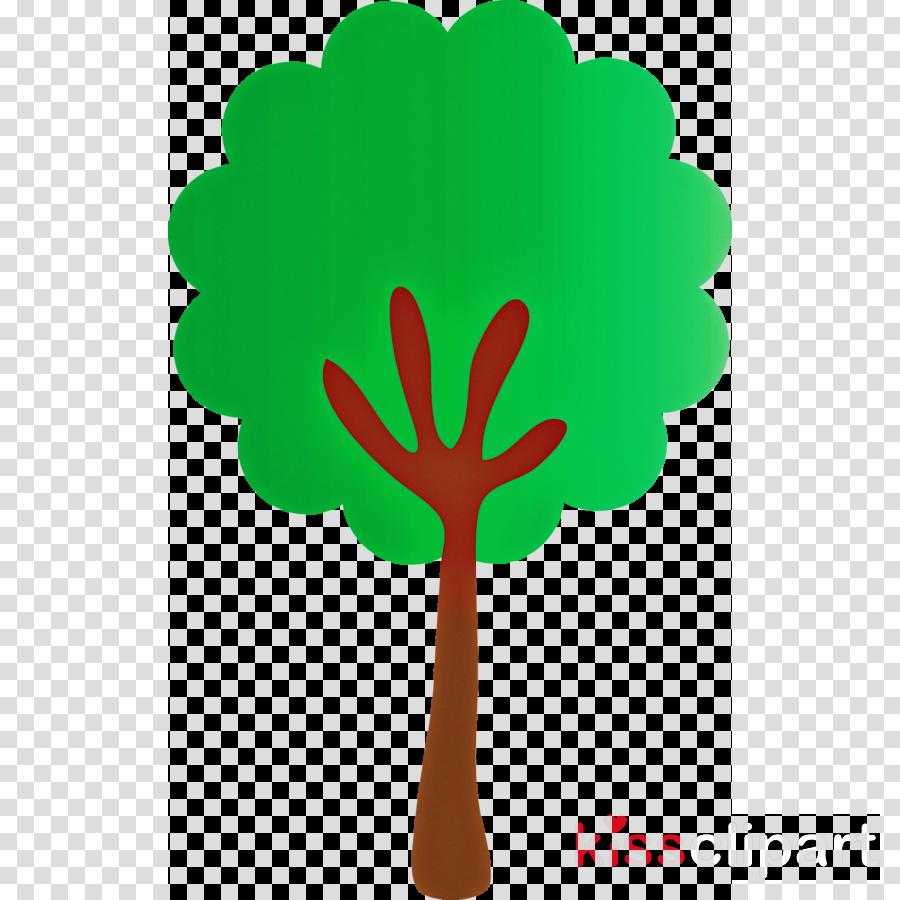 green leaf tree plant hand