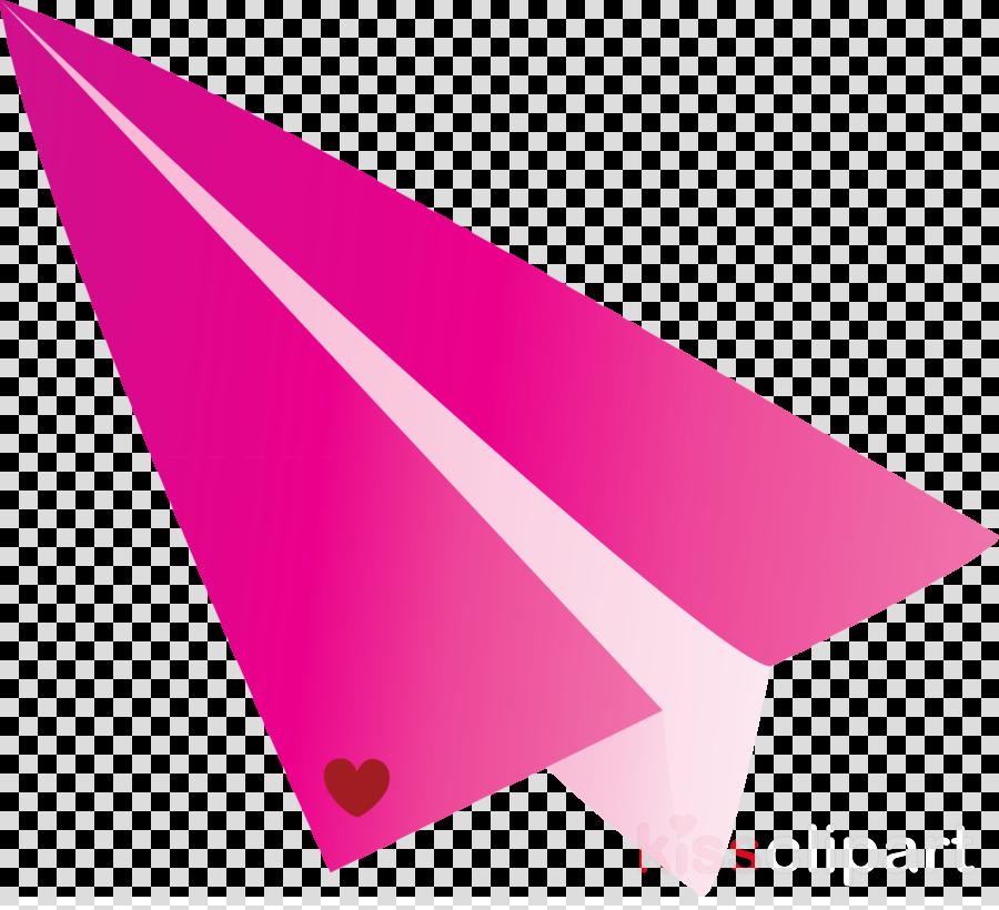 paper plane love plane Valentine's Day