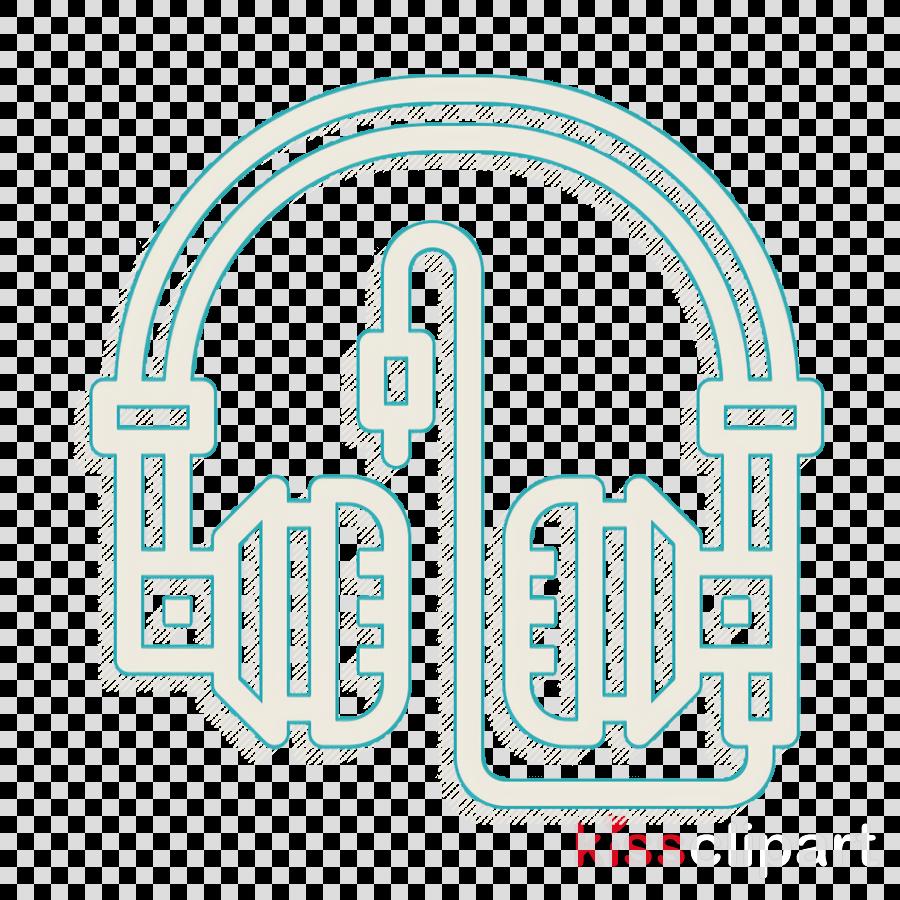 Cartoonist icon Headphones icon Audio icon