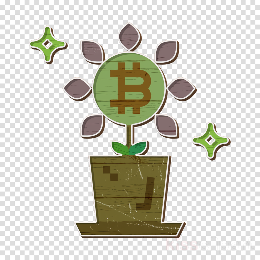Bitcoin icon Business and finance icon