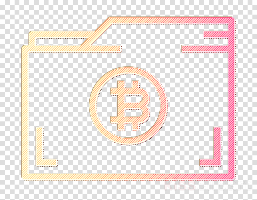 Business and finance icon Bitcoin icon Data storage icon