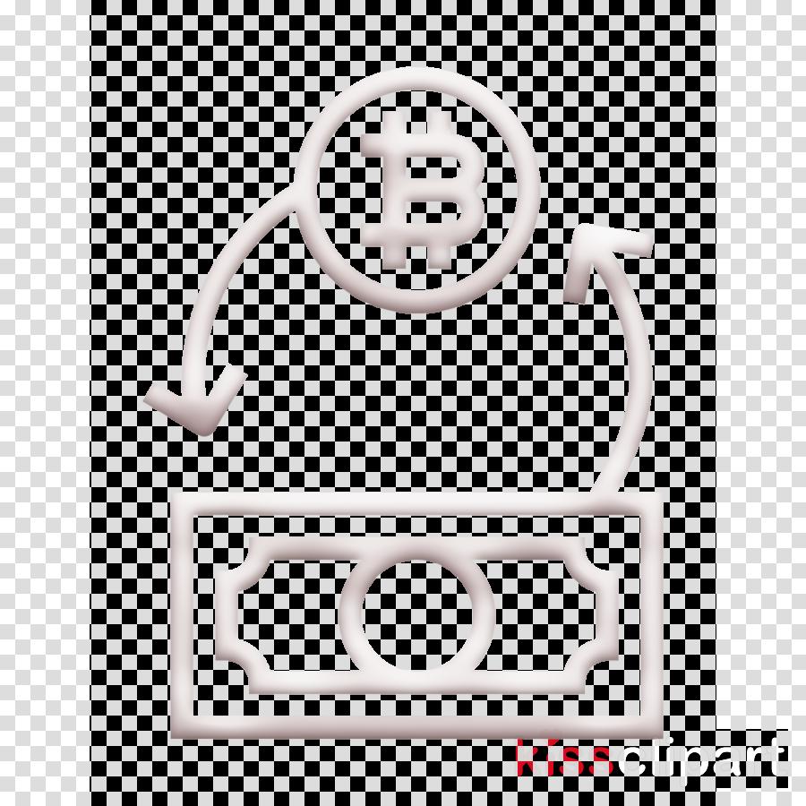 Exchange icon Bitcoin icon