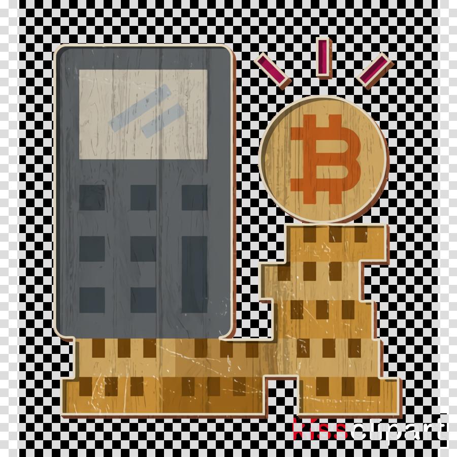 Calculator icon Bitcoin icon