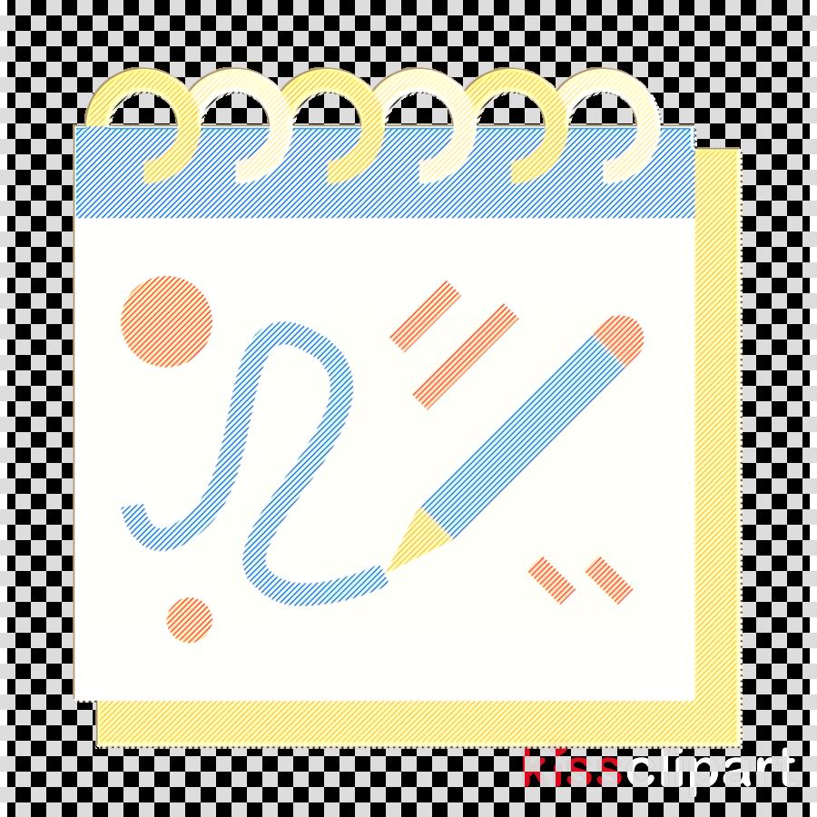 Bookstore icon Sketch icon Sketchbook icon