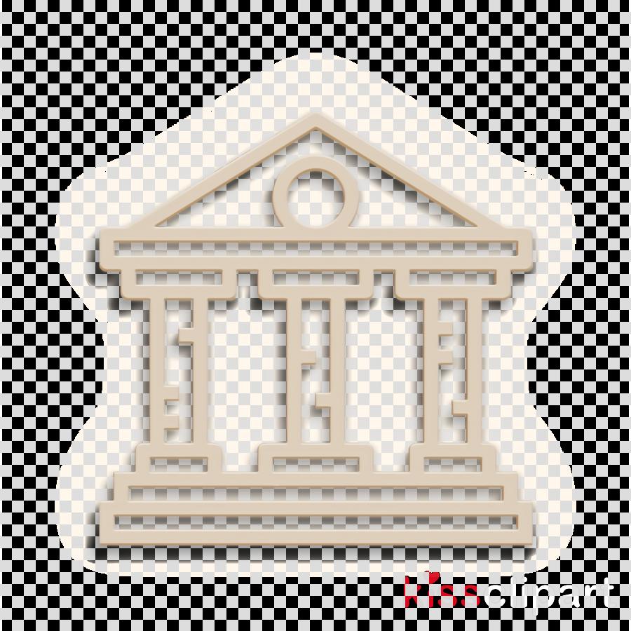 Bank icon Bitcoin icon
