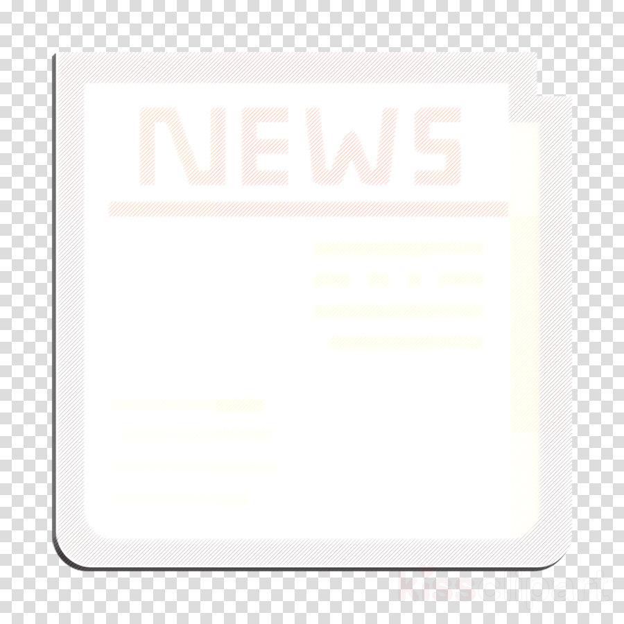 Bookstore icon Newspaper icon News icon
