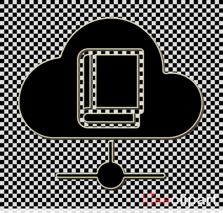 Book icon Cloud icon School icon