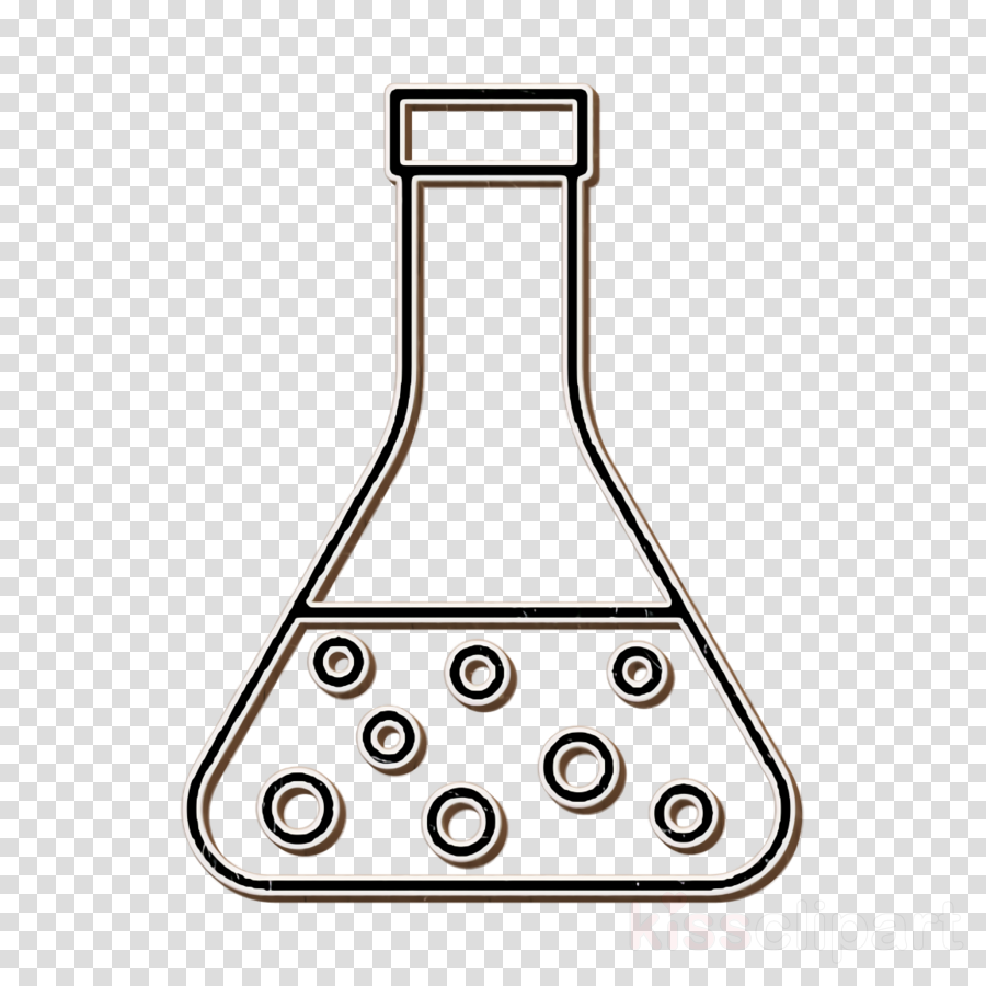 Lab icon School icon Flask icon
