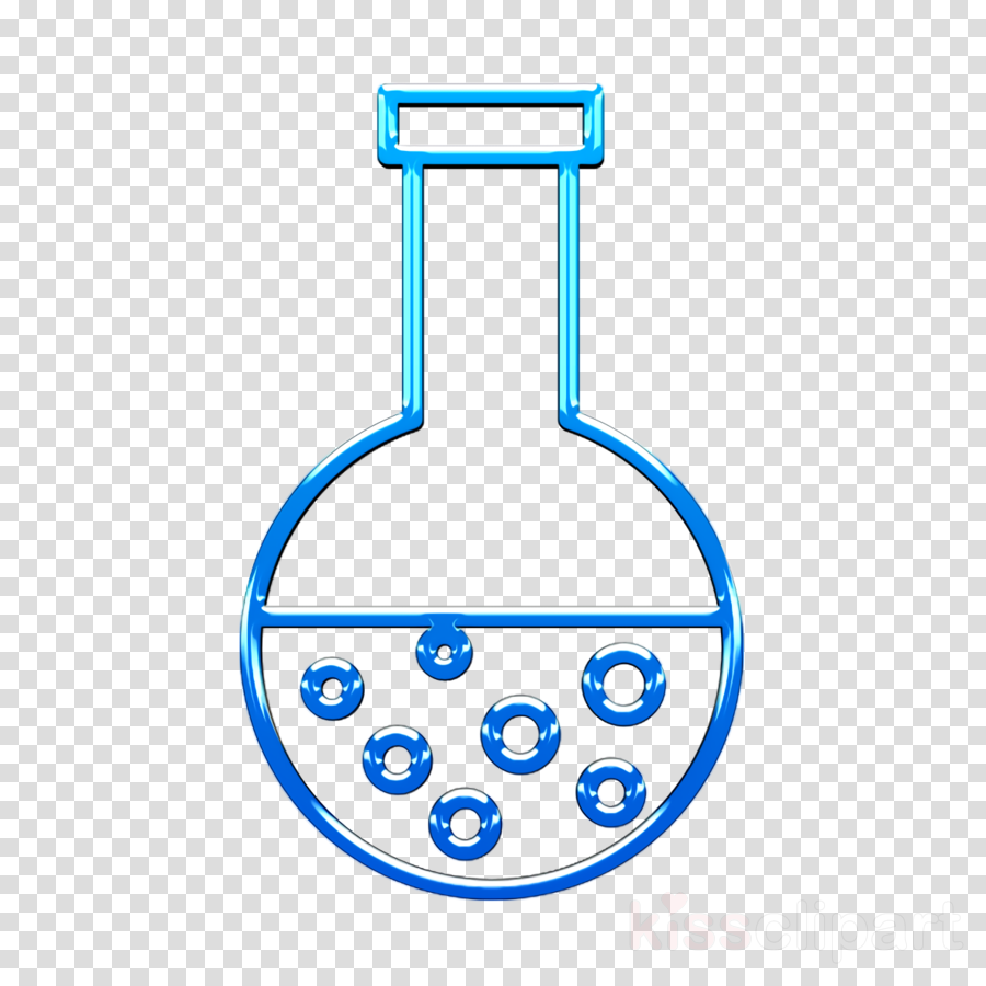 School icon Flask icon Chemistry icon