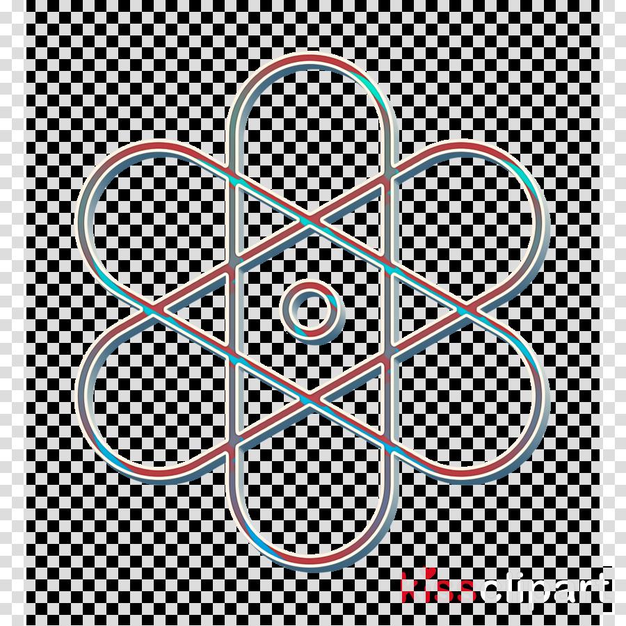 Atom icon School icon