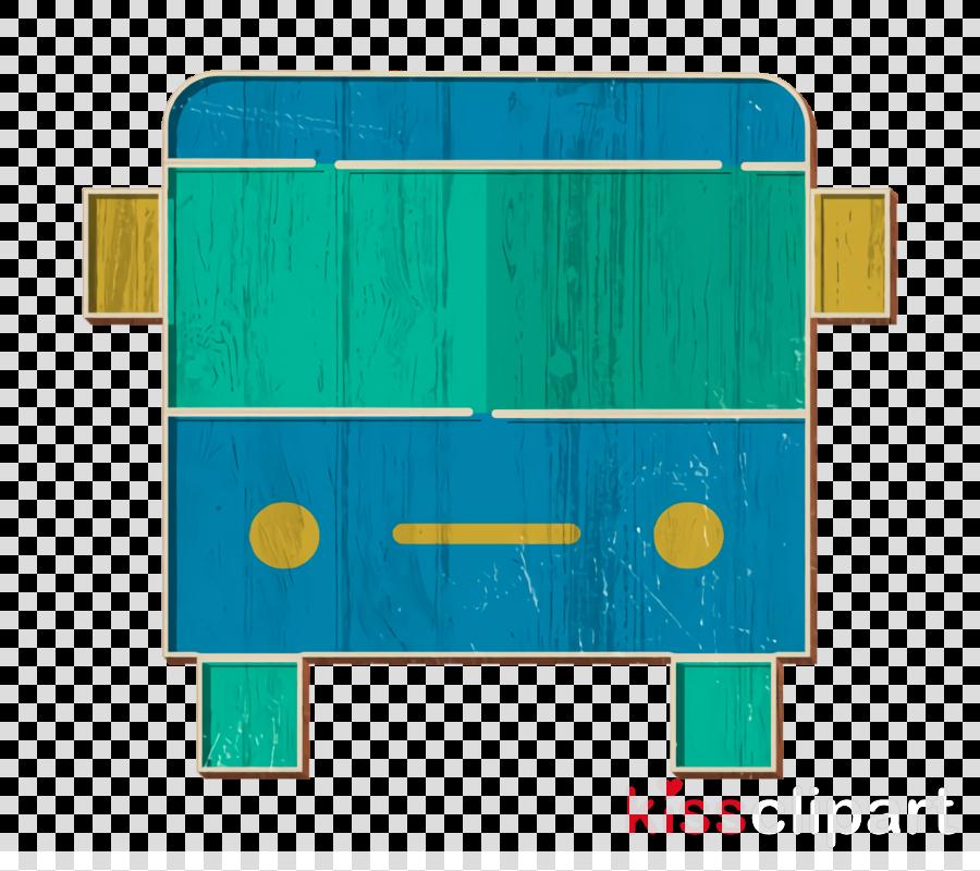 Bus icon School icon