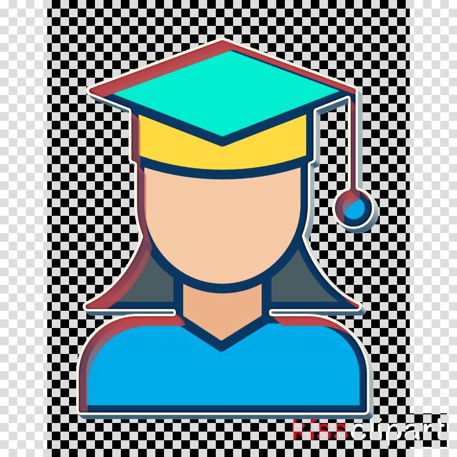 Graduate icon School icon Student icon