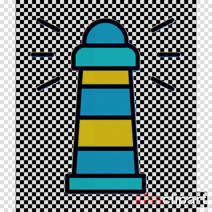 Sea icon Pirates icon Lighthouse icon
